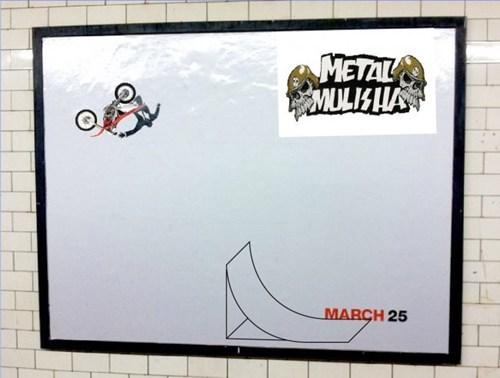 mad men Marketing Campaign Street Art - 5782427392