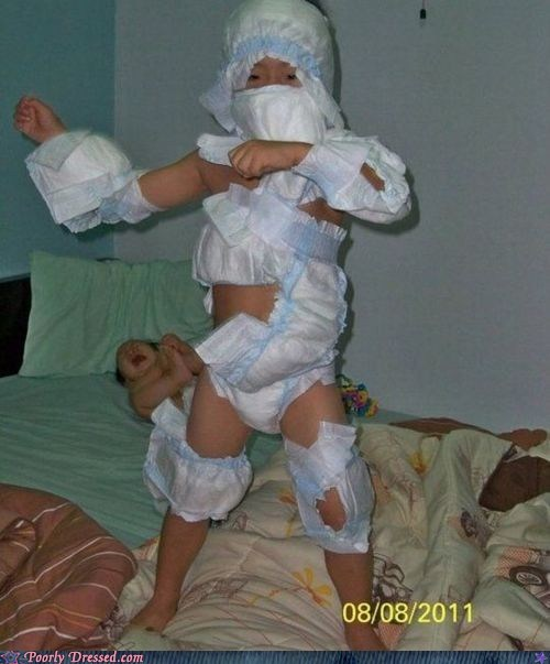 diaper diapers ninja parenting - 5782629632