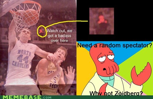 crowd,dunk,repost,Zoidberg