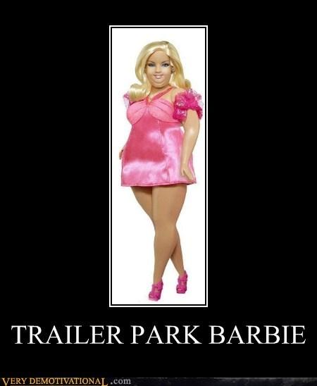 Barbie hilarious trailer park wtf - 5782970880