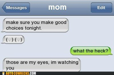 breasts emoticon eyes parenting watching - 5783226368