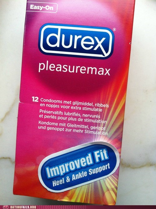 ankle support condoms dating fails durex g rated improved fit pleasuremax - 5783230720