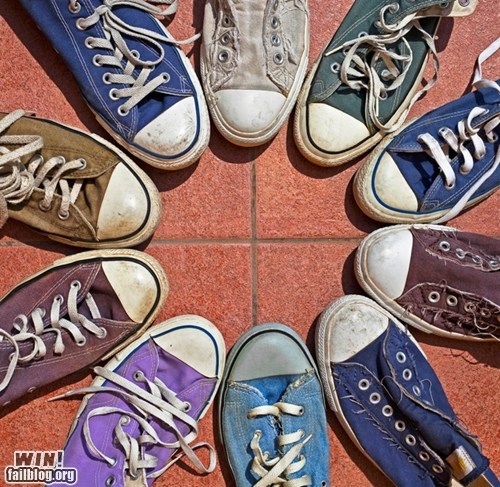 all star chucks design fashion pretty colors shoes - 5783235584