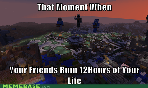friends life minecraft Text Stuffs video games - 5784259840