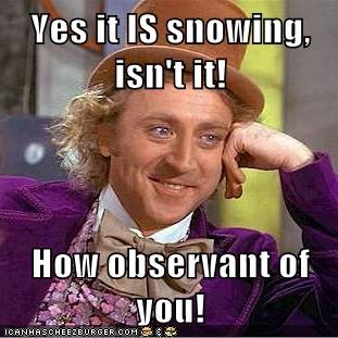 condescending facebook Memes observant Willy Wonka - 5786282496