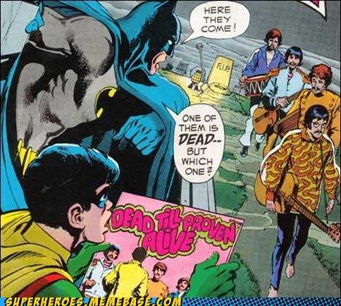 batman dead robin Straight off the Page undead wtf - 5787361792