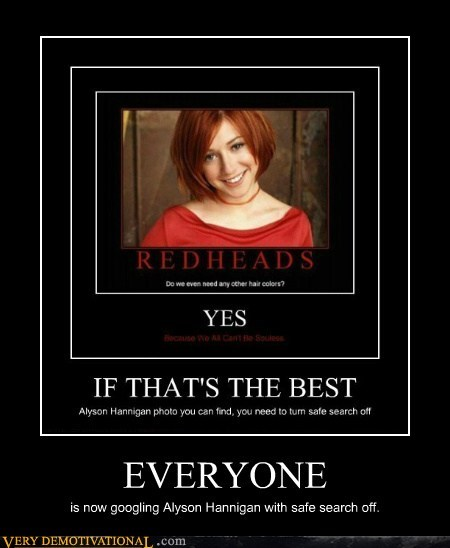 alyson hannigan hilarious redhead safe search - 5788345088
