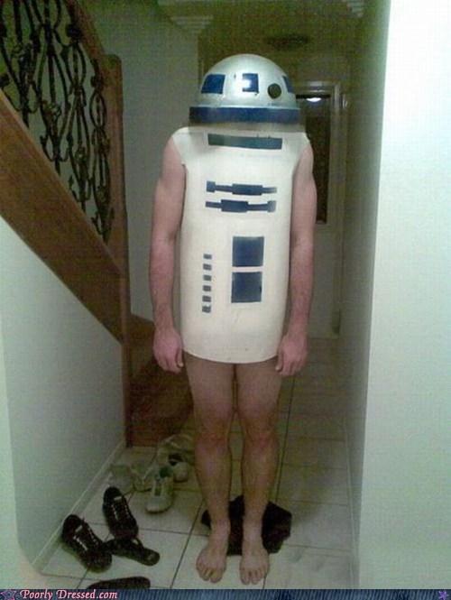 Artoo costume pants r2d2 star wars - 5788733184