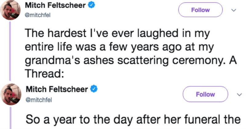 ash twitter religion FAIL cringe Awkward funeral - 5789189