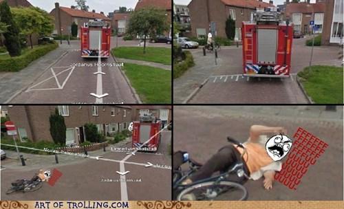bike fall google map street view - 5790560256