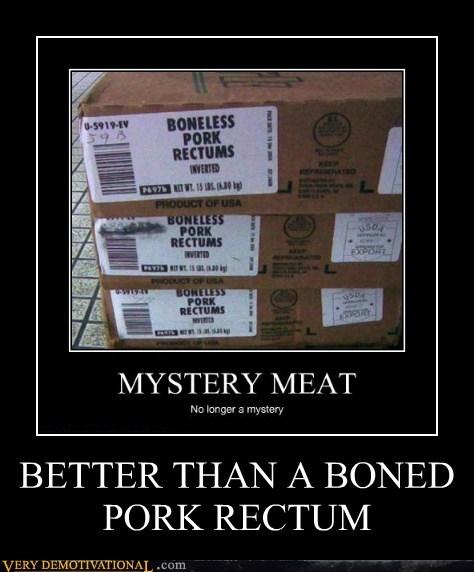 boned hilarious pork rectum wtf - 5791897856