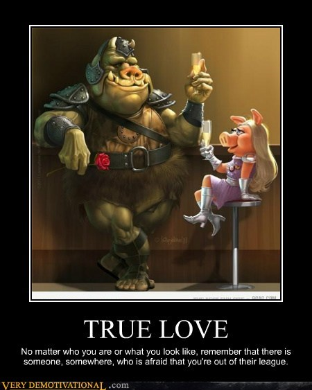hilarious league miss piggy sexy times true love - 5792489984