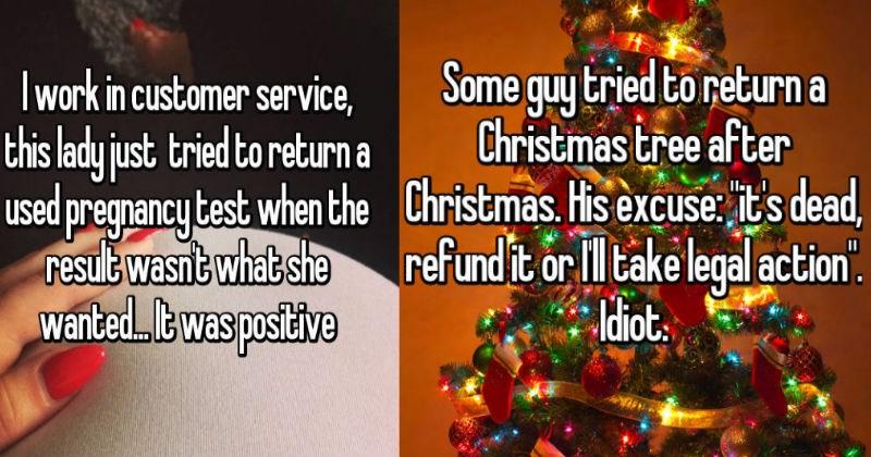 customer service wtf shopping cringe Awkward weird - 5792517