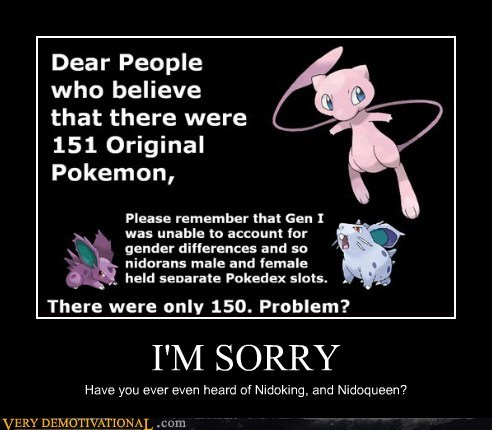151,hilarious,Pokémon,sorry
