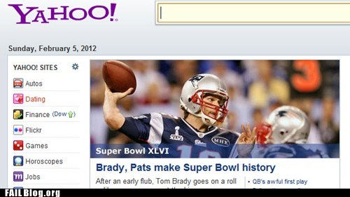 super bowl the Big Game yahoo
