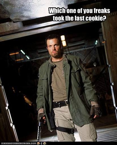 adam baldwin angry cookies Firefly freaks jayne cobb - 5793965824
