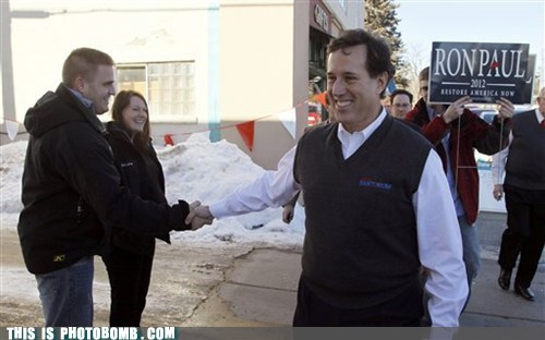 awesome,GOP,presidential campaign,Republicans,Rick Santorum,Ron Paul