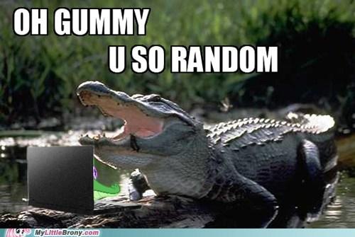 croc funny gummy IRL lol random - 5794092544
