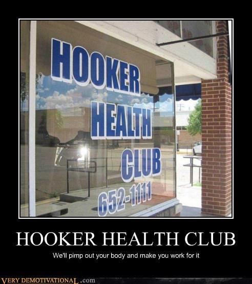 health club hilarious hooker - 5794291712