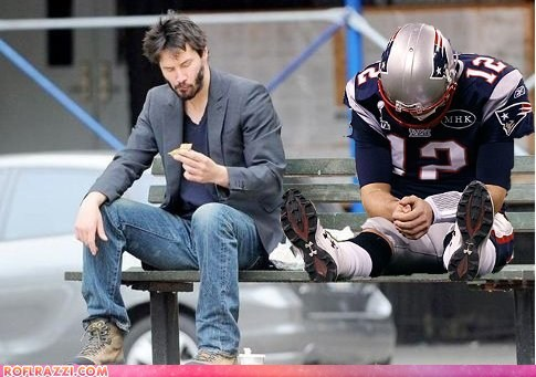 funny keanu reeves meme sad keanu shoop tom brady - 5795949568