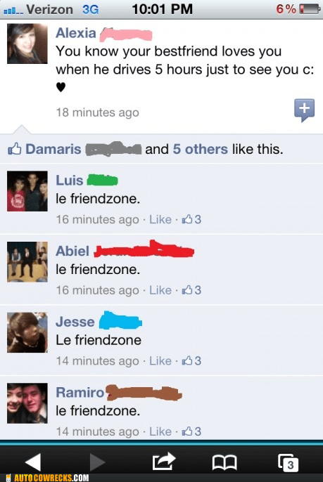 best friend dating facebook friend zone friendzone relationships - 5796220416