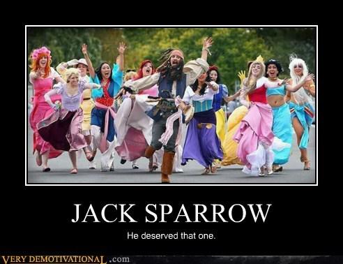 costume disney princesses hilarious jack sparrow - 5796518656