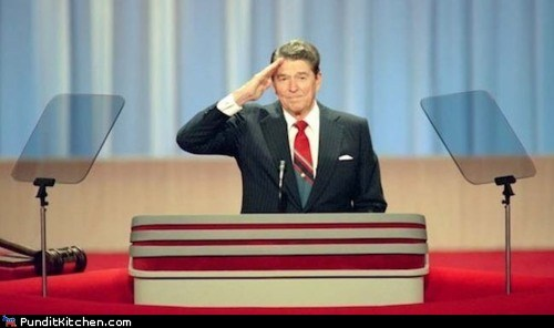 birthday political pictures Ronald Reagan