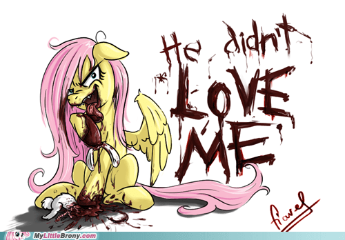 best of week,brony,fluttershy,MLP FiM,slaughter,weird kid