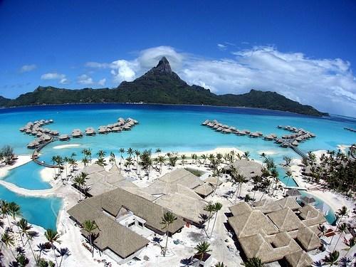 bora bora,bungalows,french polynesia,getaways