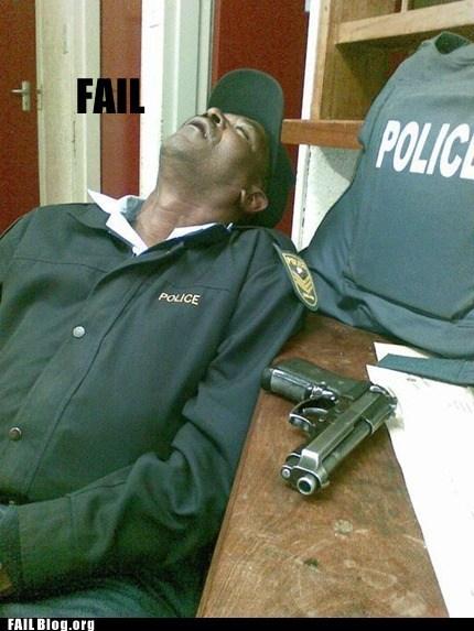 chief wiggum stupid police tax dollars at work