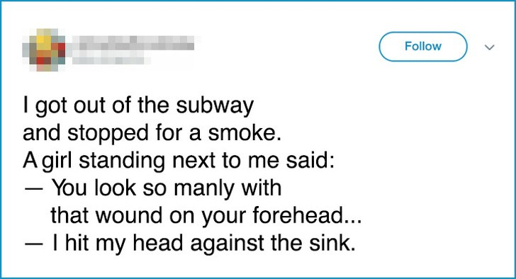 funny tweets that are so random