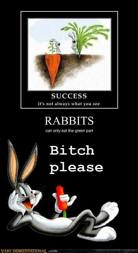 bugs bunny carrots hilarious rabbit - 5797911040