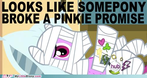 hospital hub logo meme pinkie promise Sad - 5797922816