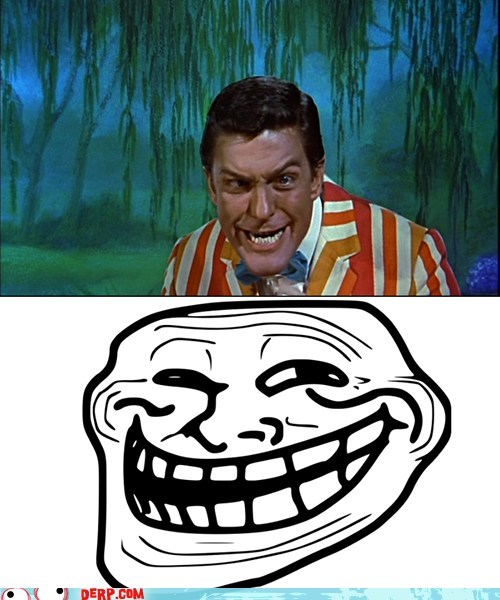 best of week,mary poppins,Movie,Movies and Telederp,trollface
