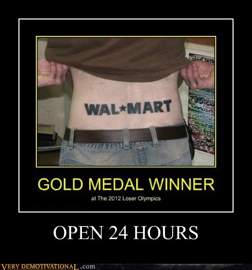 24 hours hilarious tattoo wal mart - 5798658304