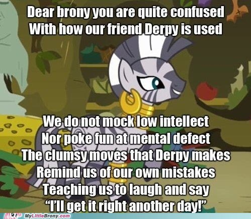 advice,best of week,derpy hooves,derpy issue,meme,save derpy,zecora