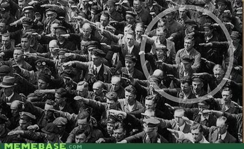 hitler meh Memes nazi - 5799352064