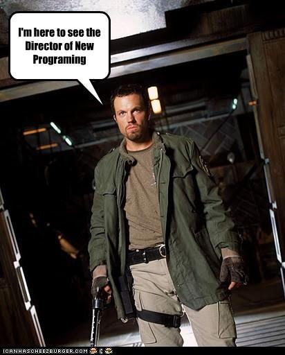 adam baldwin director Firefly gun jayne cobb new - 5799635968