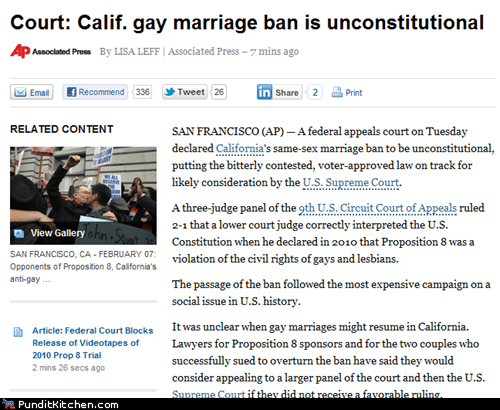 california,gay marriage,gay rights,political pictures,Prop 8,Proposition 8