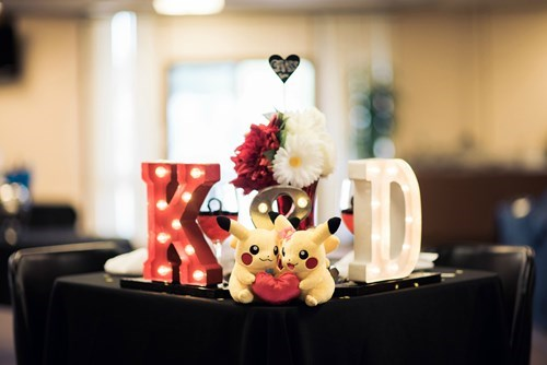 Pokémon marriage wedding - 580101