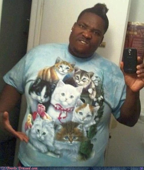 cat shirt,Cats,deep,mohawk