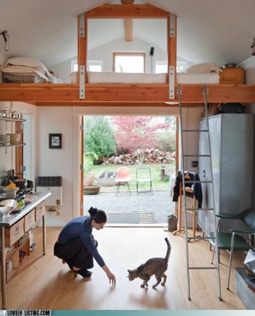 house,loft,tiny