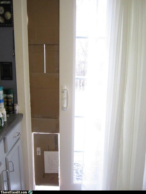 common sense cooling doggy door doors - 5801266688