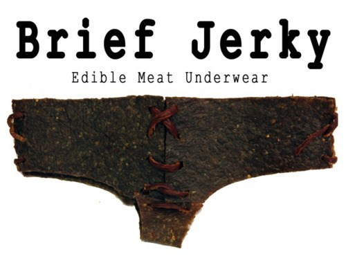Brief Jerky DIY Valentines day