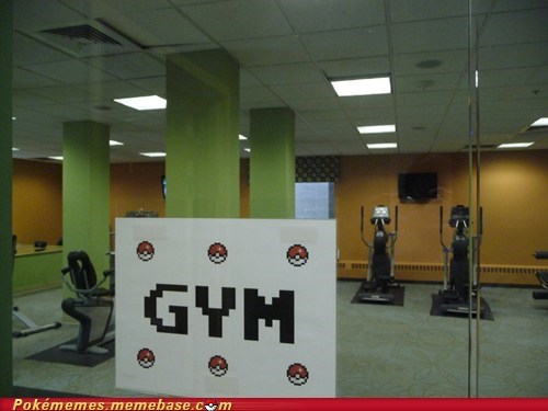 awesome IRL lose weight pokemon gym stay fit - 5801502976