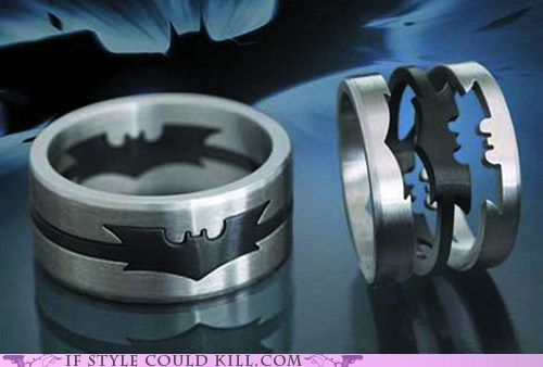 batman,cool accessories,ring of the day,rings