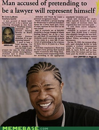 lawyer representation yo dawg - 5802209280