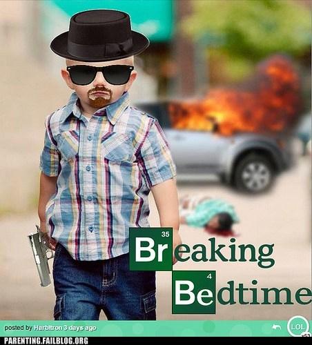 breaking bad Breaking Bedtime bryan cranston cooking meth