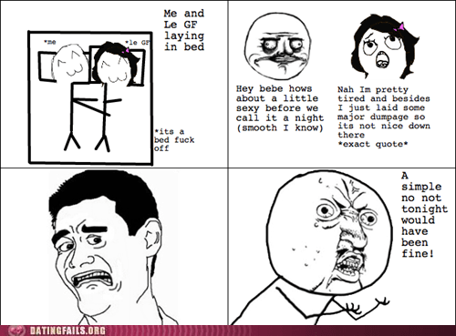 gross pooping rage comic sexy times TMI why would you do that - 5802393856