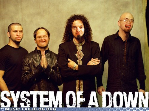downs syndrome,potato,system of a down